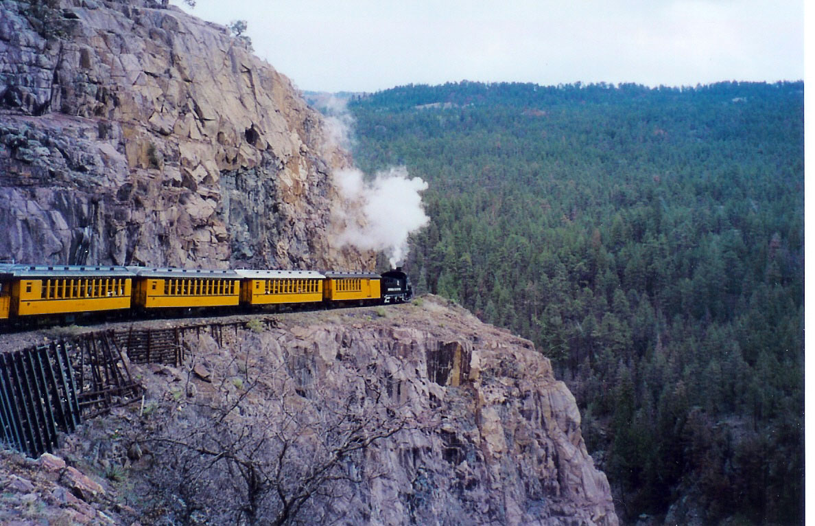 Historic Trains Of Colorado 2017